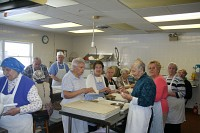 Our Kitchen Volunteers
